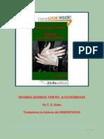 Michael Jackson Truth Confession Libro 1 Ita Verde