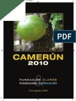 Viaje Humanitario Camerun 2010