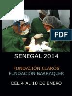 Viaje Humanitario Senegal 2014