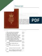 Halliwell Manuscript