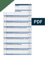 MS Excel Q & A