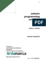 Arduio Programing