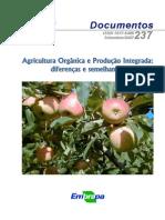 Agricultura Orgânica e Produção Integrada - Semelhanças e Diferenças