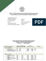 NEW Terbaru Form 3 - BUKU PELAKSANAAN Program Dan Atau Kegiatan