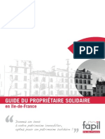 Guide Du Proprietaire Solidaire