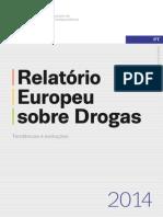 Relatório Europeu de Drogas 2014
