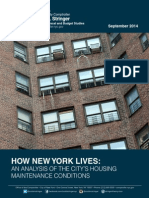 How New York Lives