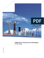 Current Transformer & Potential Transformer