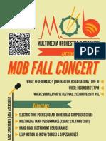 MOB Flyer