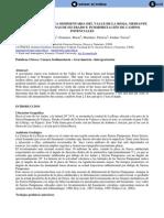Bustos Et Al, 031 Análisis de La Cuenca Sedimentaria Del Valle de La Rioja, Mediante Técnicas Modernas de Filtrado e Interpretación de Campos Potenciales