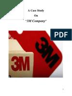 3 M case study
