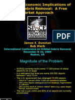 Legal and Economic Implications of Orbital Debris Removal