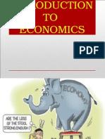 Introduction to Economics - Final