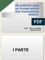GUIA+DE+ANTEPROYECTO+VIII+Nov2010+TALLER+2011-I+ABRIL-MAYO