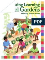 Cultivating Learning with School Gardens