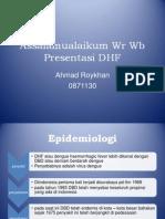 Presentasi DHF