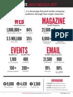 2015 BevNET Media Kit