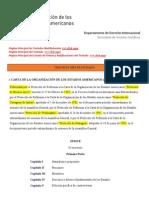 Carta OEA.derechos Humanos y Derecho Internacional Humanitario. (1)