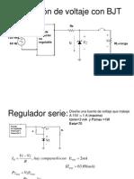 Unidad # 6_1ra Parte 2do Parcial Electrónica I_i t 2013 Regulacion Zener Mas Bjt