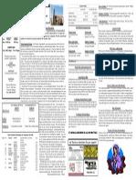 9/7/14 Bulletin