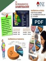 Infografia alfabetizacion