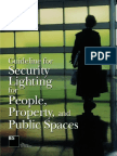 Security Lighting Guide