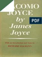 Joyce, James - Giacomo Joyce (Faber & Faber, 1968)