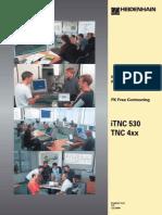 Heidenhain FK-Programming TNC 530i