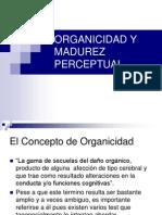 Organicidad y Madurez Perceptual5
