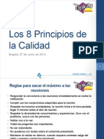 20140627 Los Ocho Principios de La Calidad