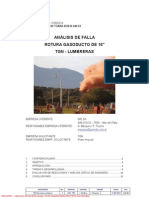 Unsecured Informe