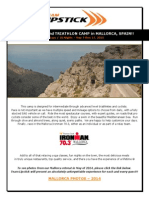 E-BROCHURE - Mallorca Son Claret, May 2015
