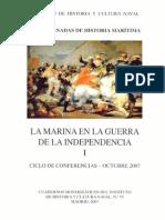 Cuadernos Historia Naval Nº55 - La Marina en La Guerra de Independencia