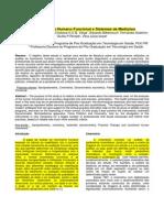 Movimento Humano Funcional e Sistemas de Medições