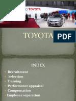 Toyota Hrm