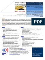 Formacion Auditores ISO 9001 III Trim1