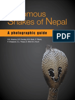 Venomous Snakes of Nepal English