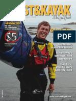 Fall/Winter 2014 Coast&Kayak Magazine