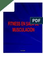 Sala Musculacion