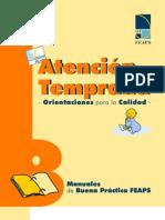 Atención Temprana. Manual de Buenas Prácticas