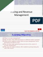 Revenune Management in supply chain