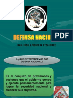 Ppt Defensa Nacional