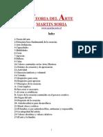 Soria Martin - Teoria Del Arte