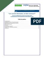 Extraits de définitions de concepts et de notions utiles