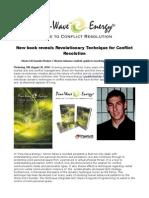 New Book Reveals Revolutionary Technique for Conflict Resolution
