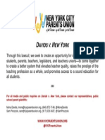 Davids v. New York Agenda