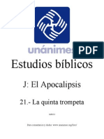 J.21.- La Quinta Trompeta