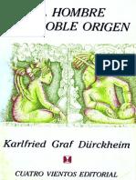 El Hombre y su doble Origen - Karlfried Graf Dürckheim.pdf