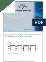 DVB Inputs