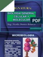 Diapositivas Microbiología